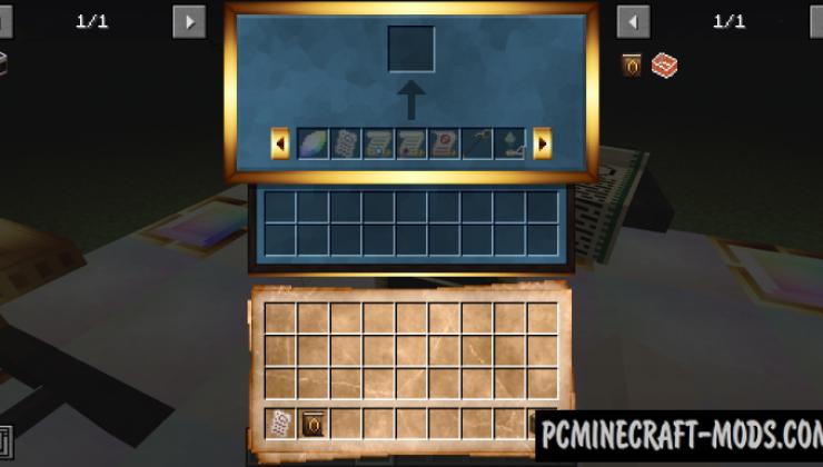 Arcane Archives - New Blocks, Magic Mod For MC 1.12.2