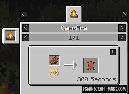 Dry Flesh Data Pack For Minecraft 1.14.4