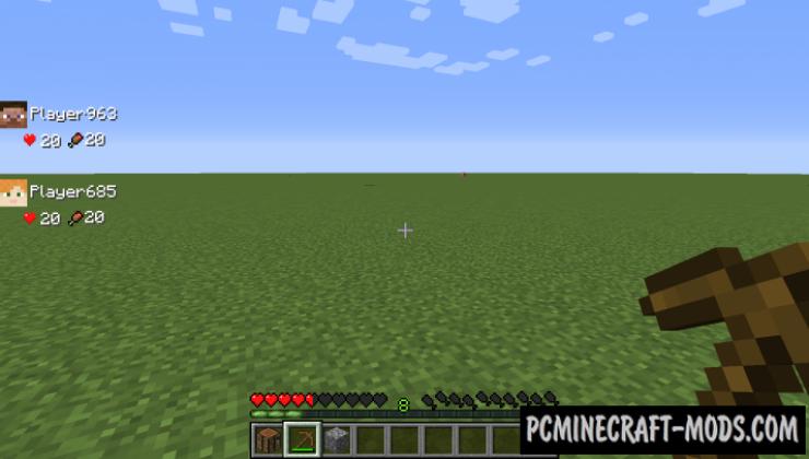 Teams - GUI Mod For Minecraft 1.15.2, 1.12.2