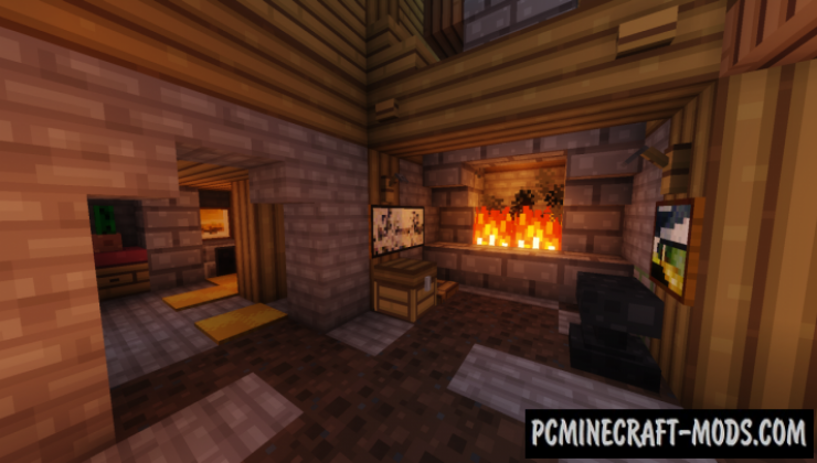 Smuthy's Daytime Texture Pack For Minecraft 1.16.5, 1.16.4