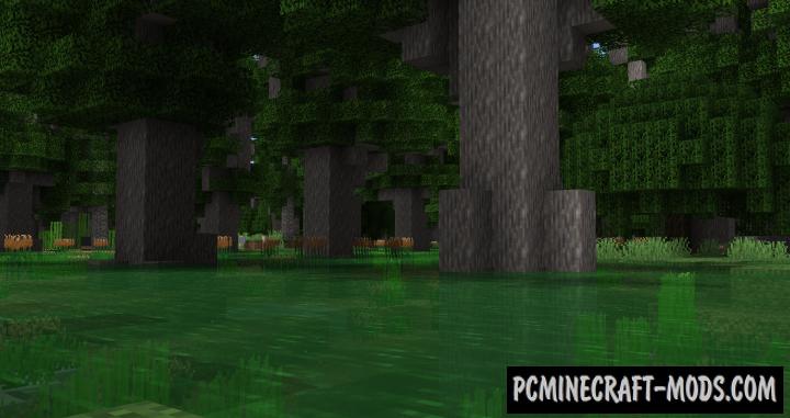 Terrestria - Realistic Biomes Mod For Minecraft 1.14.4