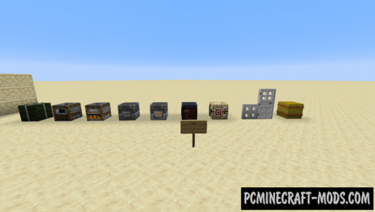 Classic 3D 16x16 Resource Pack For Minecraft 1.15.1, 1.14.4