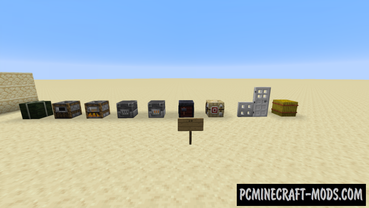 Classic 3D 16x16 Resource Pack For Minecraft 1.14.4