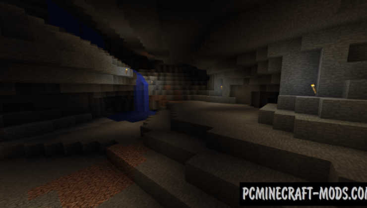 YUNG's Better Caves - New Biomes Mod MC 1.17, 1.16.4