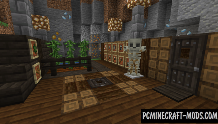 Druidcraft - New Armor, Blocks, Tools Mod For Minecraft 1.14.4