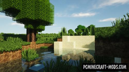 Modern Realistic 64x64 Resource Pack For Minecraft 1.14.4, 1.13.2