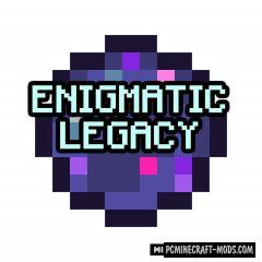 Enigmatic Legacy - Adventure Loot Mod For MC 1.16.4