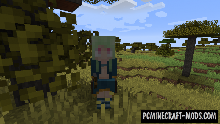 WanderMaid - New Villager Mod For Minecraft 1.14.4