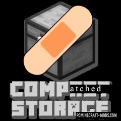 ComPatchedStorage - API Mod For Minecraft 1.14.4, 1.12.2