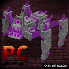 Pandoras Creatures - New Mobs Mod For MC 1.16.3, 1.15.2