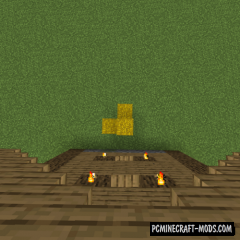 Softer Hay Bales - Remove DMG Mod For MC 1.16.3, 1.15.2
