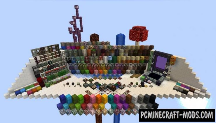 MiniDoku 16x16 Resource Pack For Minecraft 1.14.4