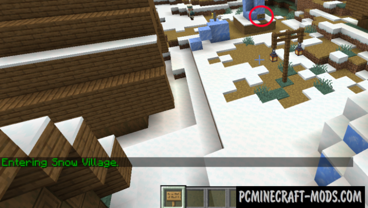 Named Areas - Redstone Mod For Minecraft 1.16.4, 1.12.2