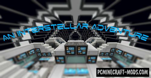 An Interstellar Adventure ep.1 Map For Minecraft