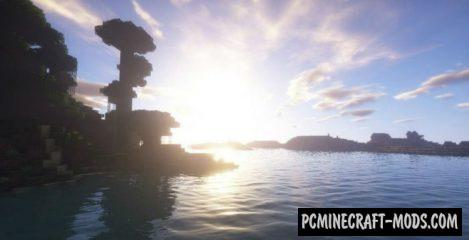 SEUS - Sonic Ether's Unbelievable Shaders MC 1.15.1, 1.14.4