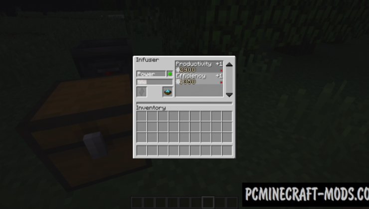Transmutation Alchemy - Magic Tech Mod For MC 1.12.2