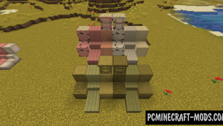 CoffeeCat's Cheese - New Biome, Ores Mod For Minecraft 1.14.4, 1.12.2