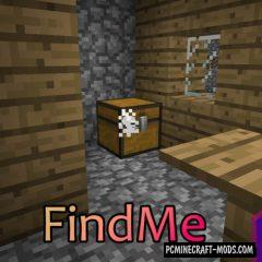 FindMe - Inventory Tweak Mod For Minecraft 1.16.5, 1.12.2