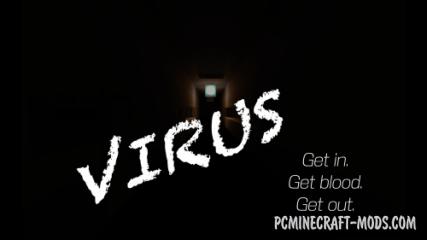 Virus Map For Minecraft