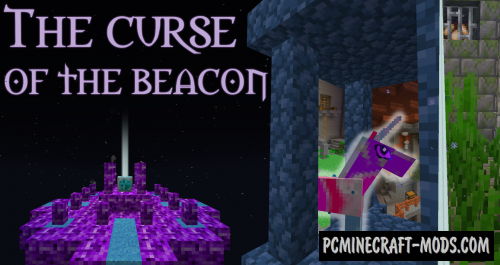 The Curse Of The Beacon Map For Minecraft 1 17 1 16 5 Pc Java Mods