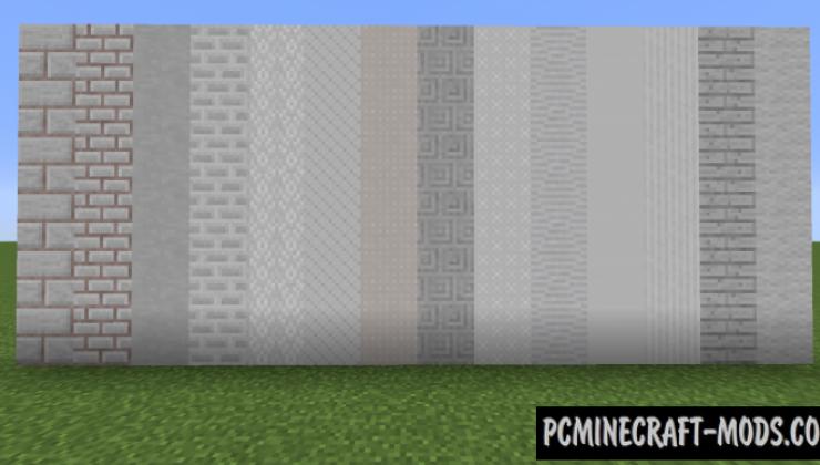 Wallpapercraft - A Fresh Roll - Decor Mod For MC 1.16.5