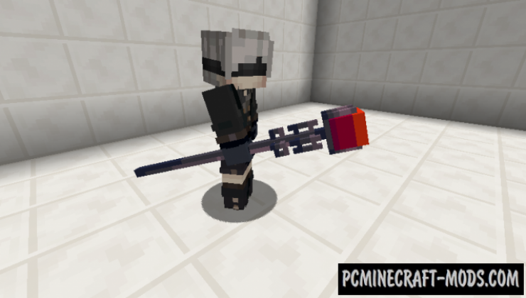Turn Bows Into Magic Staves Resource Pack For Minecraft 1.14.4