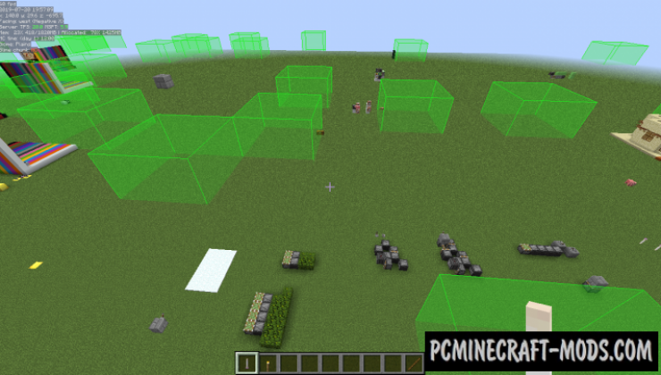 MiniHUD - Builder GUI/HUD Mod For Minecraft 1.14.4, 1.12.2