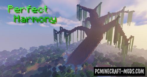 Perfect Harmony - Adventure Map For Minecraft