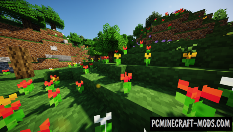 8-bitCraft 2 8x8 Simple Resource Pack For Minecraft 1.14.4