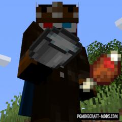 Nutritious Milk - Tweak Mod For Minecraft 1.16.4, 1.15.2