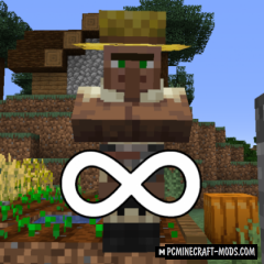 Infinite Trading - Trade Mod For MC 1.16.5, 1.16.4, 1.12.2