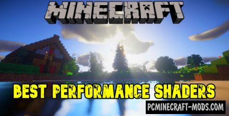 Best Performance Shaders Pack For Minecraft 1.15, 1.14.4