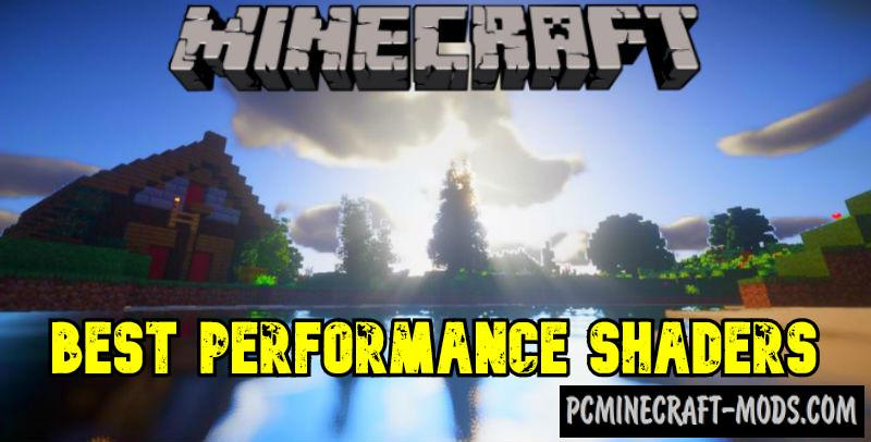 Best Performance Shaders Pack For Minecraft 1.16.5, 1.16.4