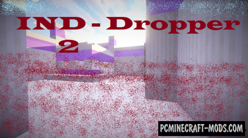 IND Dropper 2 - Parkour Map For Minecraft
