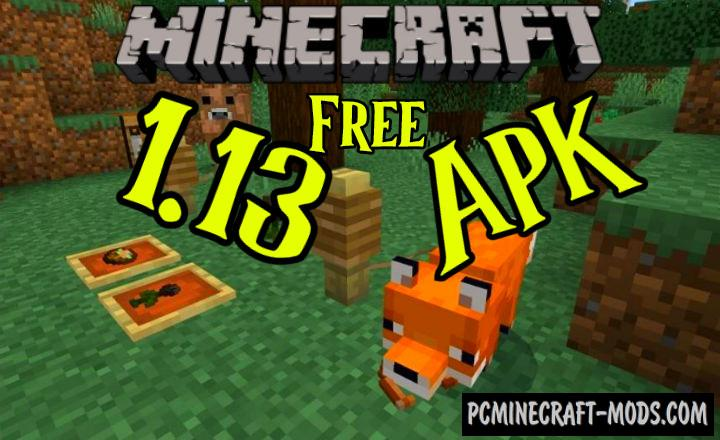 Download Minecraft 1.13.0.34 Free v1.13.0 Apk