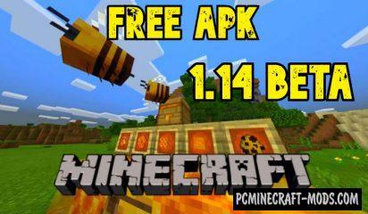Download Minecraft Beta 1.14.0.1 Apk Bees Update Free