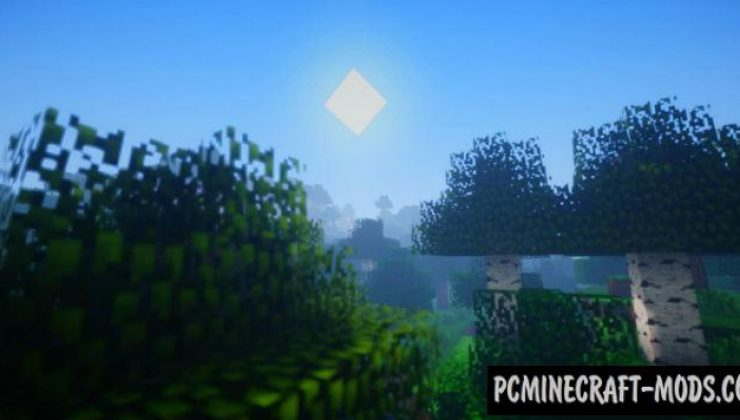 Exposa Unique Lite Shaders Pack For Minecraft 1.16.5, 1.16.4