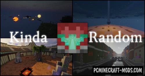 Kinda Random Map For Minecraft