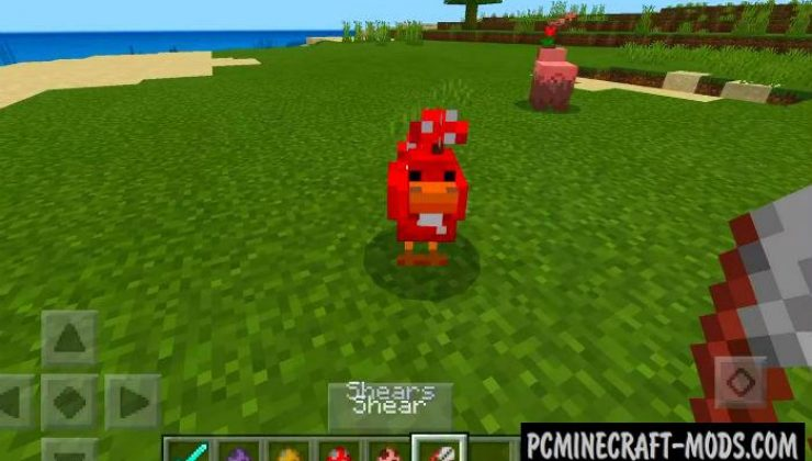Earth Beta - Mobs Mod For Minecraft PE 1.17, 1.16