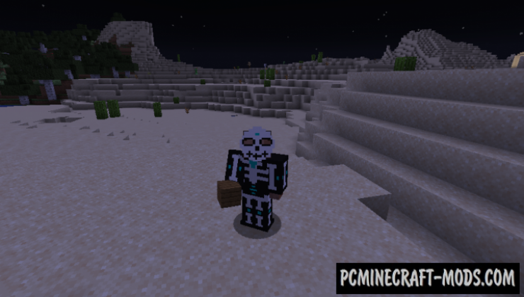 Packtober 64x64 Halloween Resource Pack For Minecraft 1.14.4