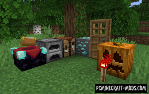 Better 3D - 16x16 Resource Pack For Minecraft 1.14.4