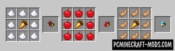 Horse Modifiers - Horses Food Boost Mod MC 1.16.5, 1.12.2