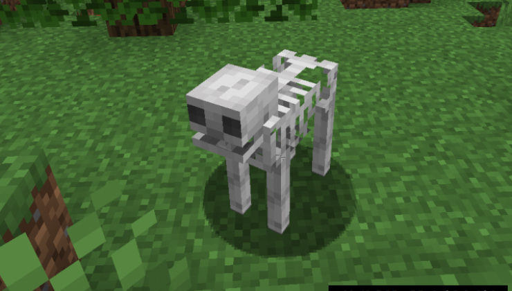 Bones - New Nether Mobs Mod For Minecraft 1.16.5, 1.14.4
