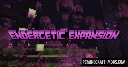 The Endergetic Expansion - Biome Mod For MC 1.16.5, 1.16.4