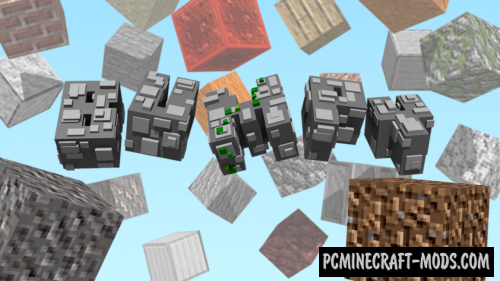 Bumpy Simple 16x16 Resource Pack For Minecraft 1.14.4