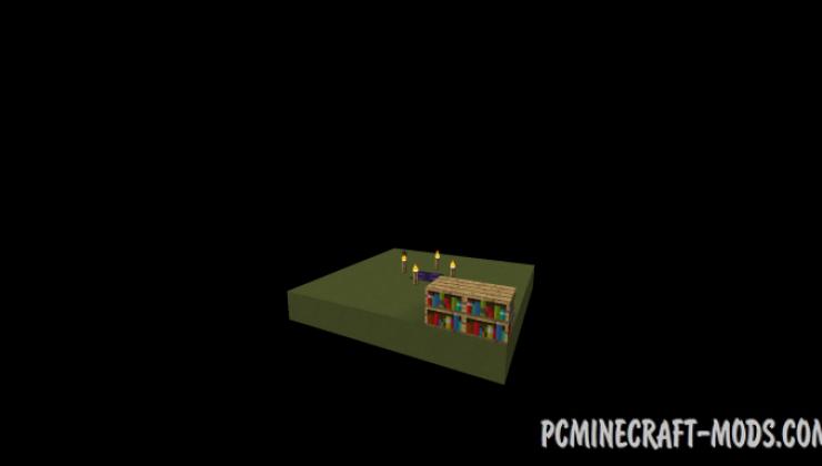 Simple Skyblock - Void World Minecraft Mod 1.16.5, 1.12.2