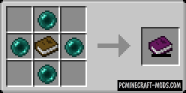 XP Tome - Magic item Mod For Minecraft 1.16.1, 1.15.2, 1.14.4