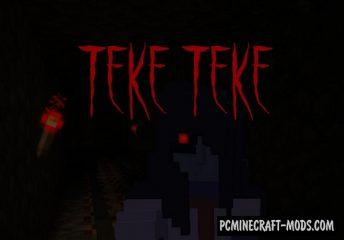 Teke Teke - School Horror Map For Minecraft