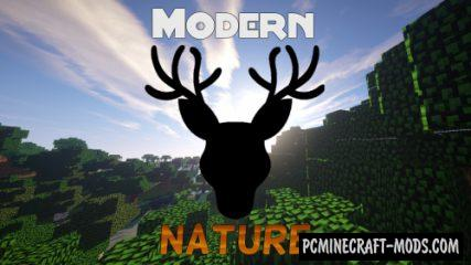 Modern Nature - Modpack For Minecraft 1.12.2