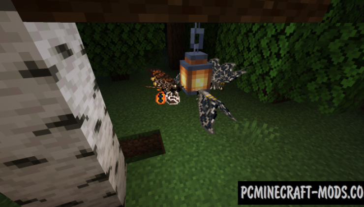 Whisperwoods - Creatures Mod For Minecraft 1.16.4, 1.14.4